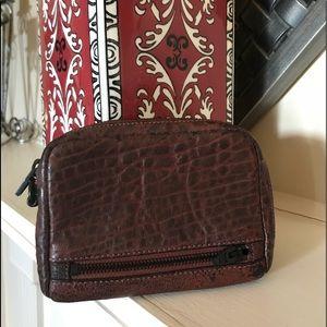 Alexander Wang Dumbo Leather Fumo Wallet
